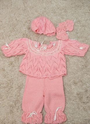 Подарок- новый костюм для новорожденного