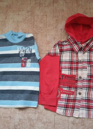 Одежда на мальчика на 4-6 лет