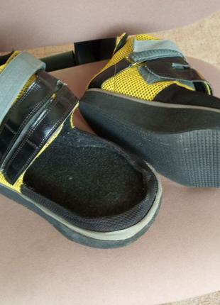 Обувь ортопедическая послеоперационная 39-40 размер