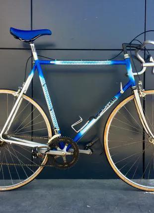 Велосипед шоссейный ретро. 28 колёса. Шоссейник. Фикс fix