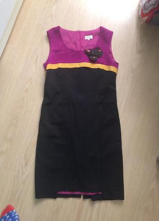 Стильною платье м италии