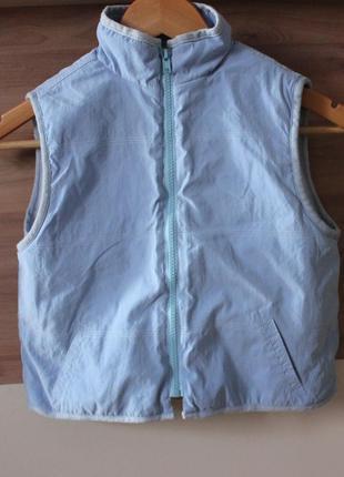 Жилет спортивный куртка на мальчика или девочку 2- 3 лет 92 98...