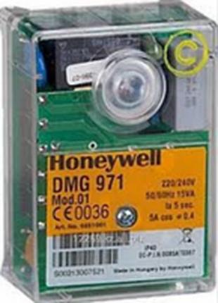 Блок управления горением Honeywell (Satronic) DMG 971 mod. 01