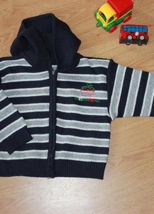Кофта свитер джемпер куртка худи толстовка светр на мальчика 6...
