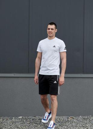 Комплект мужской спортивной одежды  шорты + футболка