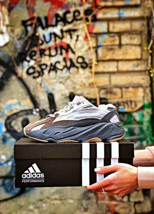 Мужские кроссовки adidas kanye west yeezy 🔥топ качество