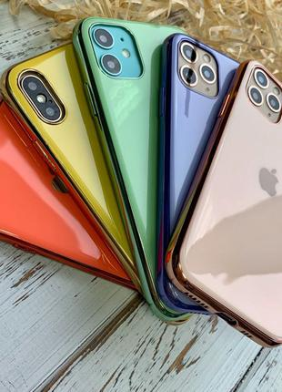 silicon glass case