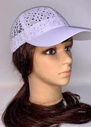 Женская кепка-бейсболка ВСЕ РАЗМЕРЫ