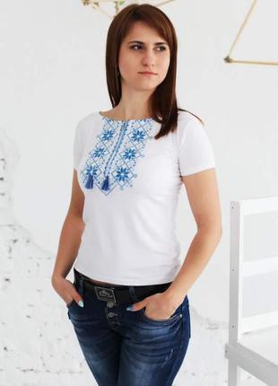 Вишиванка жіноча, вышиванка женская футболка