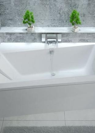 Ванна акриловая Besco INFINITI 160 х 100 L