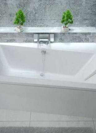 Ванна акриловая Besco INFINITI 170 х 110 P