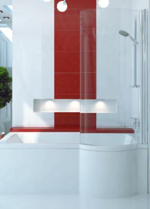 Ванна акриловая Besco INSPIRO 150 х 70 P