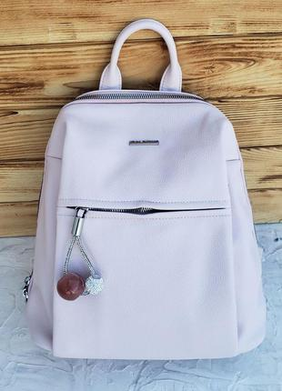 Женский стильный городской рюкзак velina fabbiano жіночий ранець
