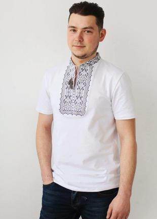 Вышиванка мужская футболка, вишиванка