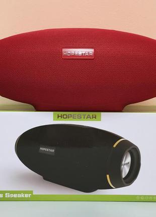 Колонка Bluetooth HOPESTAR H20 Red