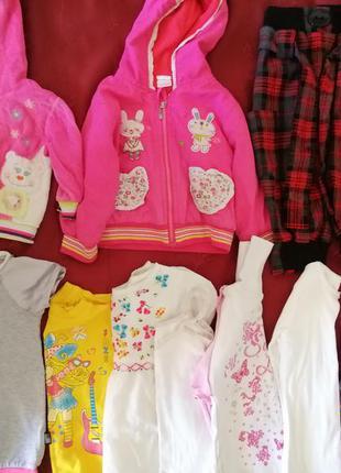 Набор одежды для девочки 2-4 г.