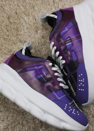 Женские кроссовки chain reaction violet