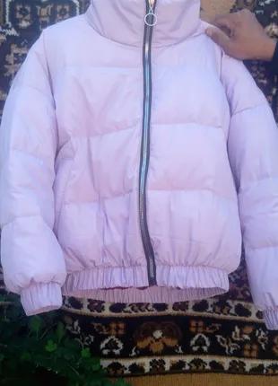 Ультра легкий пуховая куртка