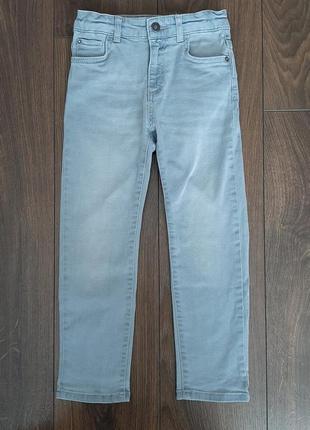 Классические модные джинсы для мальчика на 6-7 лет. lc waikiki