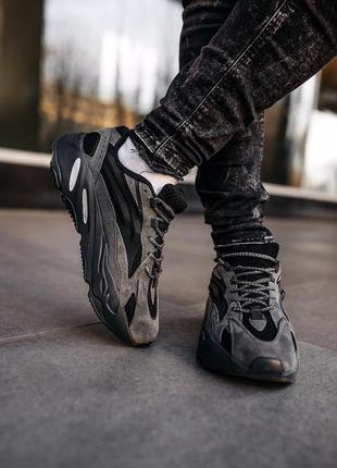 Женские adidas yeezy boost black