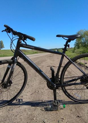 Велосипед Cannondale QUICK 5 DISC (2018),городской б.у