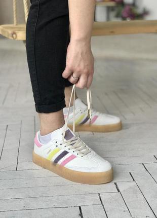 Кроссовки женские adidas samba 🌶