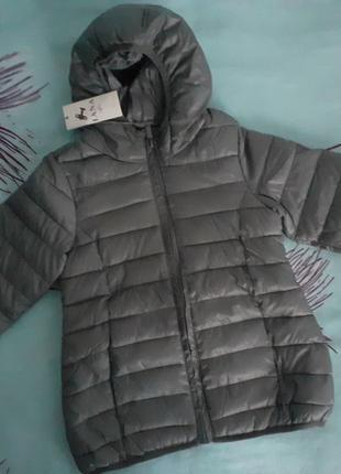 Новая практичная курточка для вашей доченьки