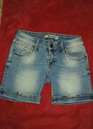 Шорты джинсовые женские.