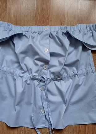 Идеальная блузка h&m, р.38