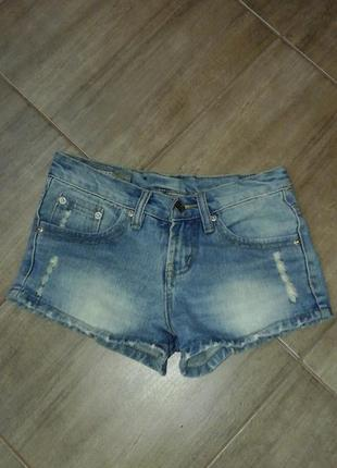 Шорты esprit джинсовые короткие
