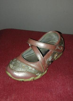 Туфли super gear для девочки