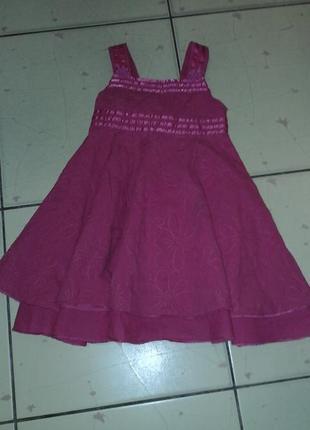 Платье cherokee для девочки 1,5 - 2-х лет