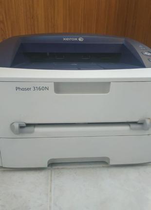 Лазерный принтер Xerox Phaser 3160