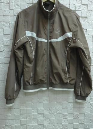Куртка - ветровка dinaix спортивная женская