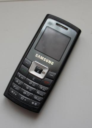 Кнопочный Мобильный телефон Samsung SGH-C450, б/у