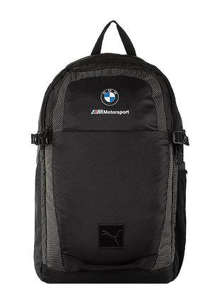 Рюкзак портфель сумка puma bmw m motorsport backpack оригинал ...