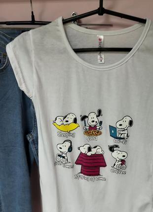 Женская футболка турция коттон в размерах