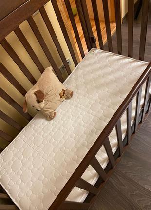 Кроватка Верес 120*60
