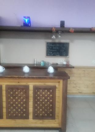 Мини-кухня, барная стойка