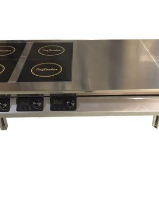 Индукционные плиты InCooker