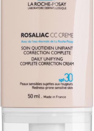 La Roche-Posay Rosaliac СС крем для чутливої шкіри