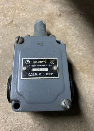 ВПК 2111АУ2 концевой выключатель