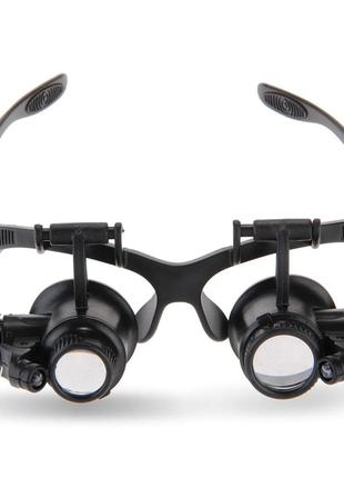 Оптические очки (с набором линз) + подсветка