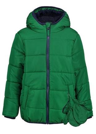 Новая зимняя детская куртка бренд george 3-4 года