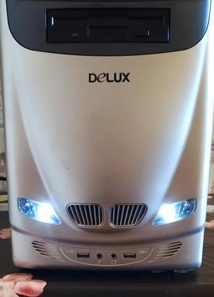 Компьютер ASUS P5L-MX+Pentium Dual Core E2140+2Gb DDR2+DELUX MG76
