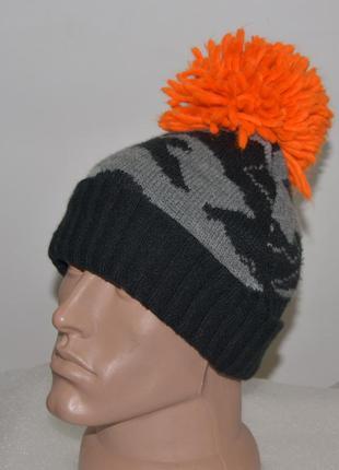 Тёплая шапка george. детская (8-12 лет)