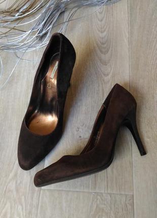 Туфли autograf коричневые натуральный замш,суперкачество, разм...