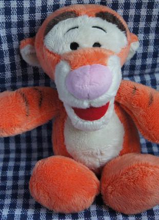 Детская игрушка Тигренок, Тигр, мягкая игрушка (новая)