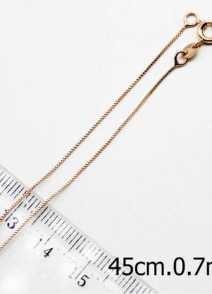 Цепь xuping, цепочка, ювелирная бижутерия, медицинское золото