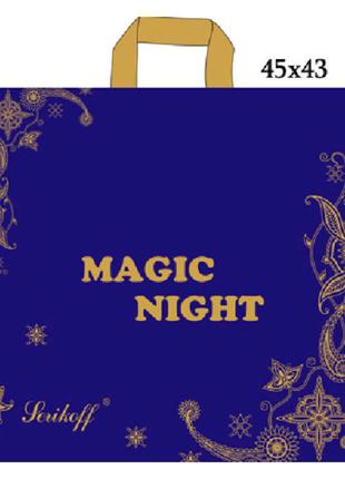 Пакет Магик на синем (5, 60грн.)